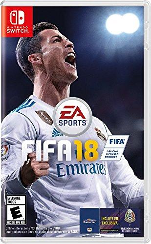 Amazon: FIFA 18 Nintendo Switch