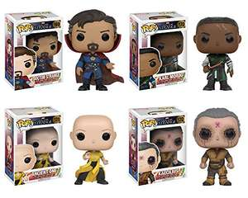 Amazon: Funko Dr. Strange: Pop! Marvel Collectors Set