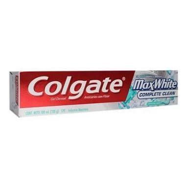 Chedraui coapa, colgate max White 160 ml