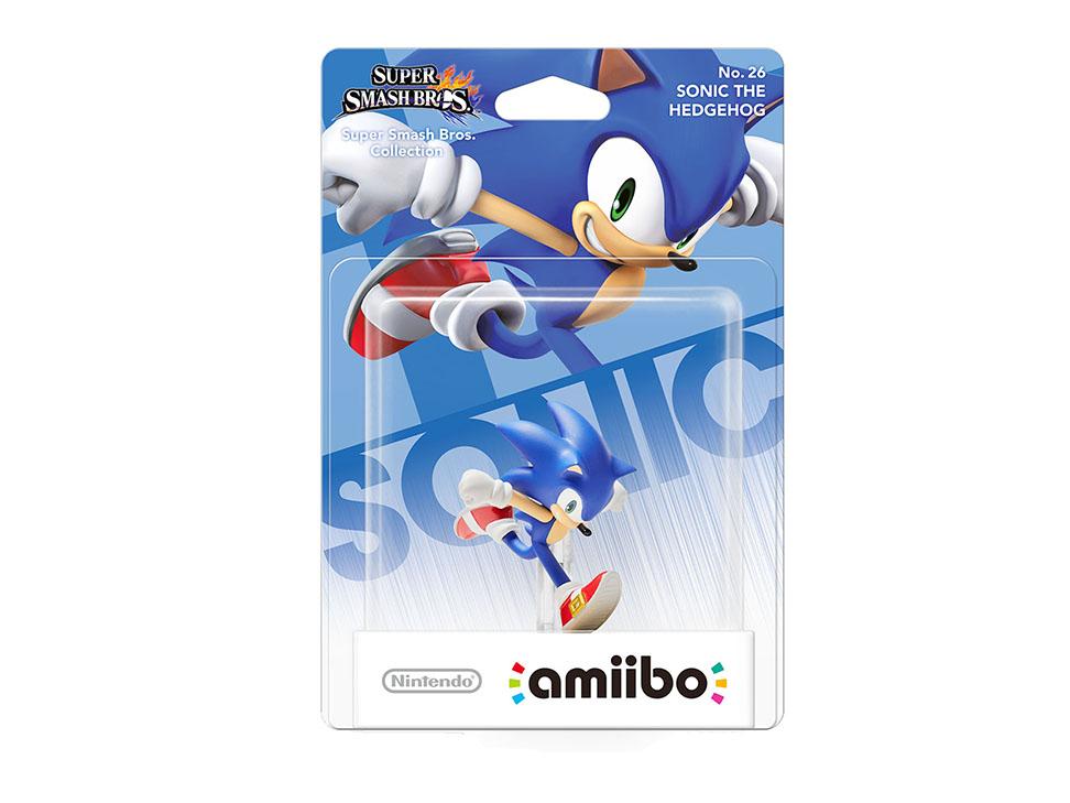Liverpool: Figura Amiibo de Sonic en $203 pesos