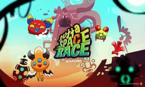 Google Play: Dos Juegos Gratis: Aliensome: Outta Space Race y Flipzyx