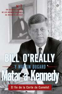 Amazon Kindle: Matar a Kennedy (Historia)