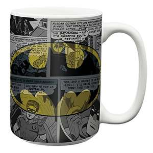 Amazon México: Taza Batman 425 g