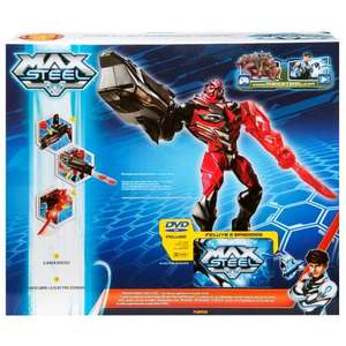 Walmart: Dredd Espada de Fuego Max Steel Mattel de $398.99 a $99 (Envio Gratis)