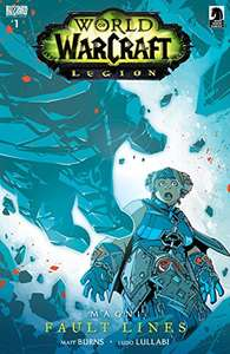 Amazon Kindle: Gratis Comic Warcraft Legion