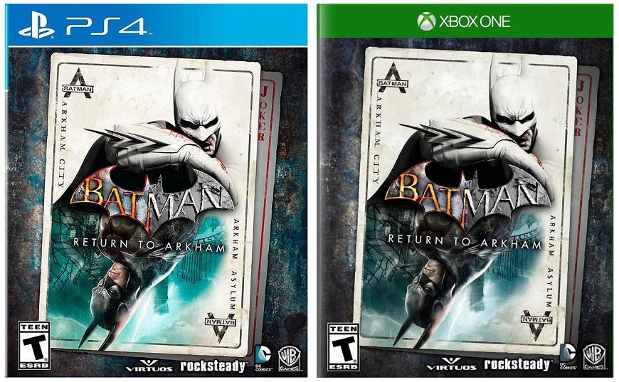Walmart: Batman Return to Arkham para PS4 / Xbox One