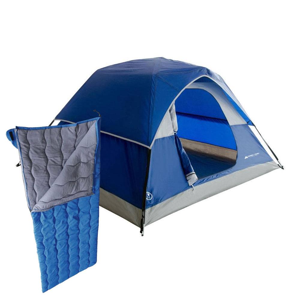 Walmart: Tienda de campaña Bacalar y Sleeping bag a $249 con ENVÍO GRATIS!
