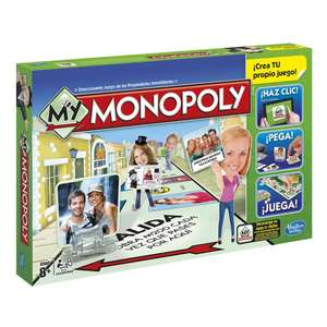 Walmart.com.mx: Monopoly a $95 (Regular $339)
