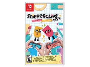 Elektra : SnipperClips Plus Nintendo Switch