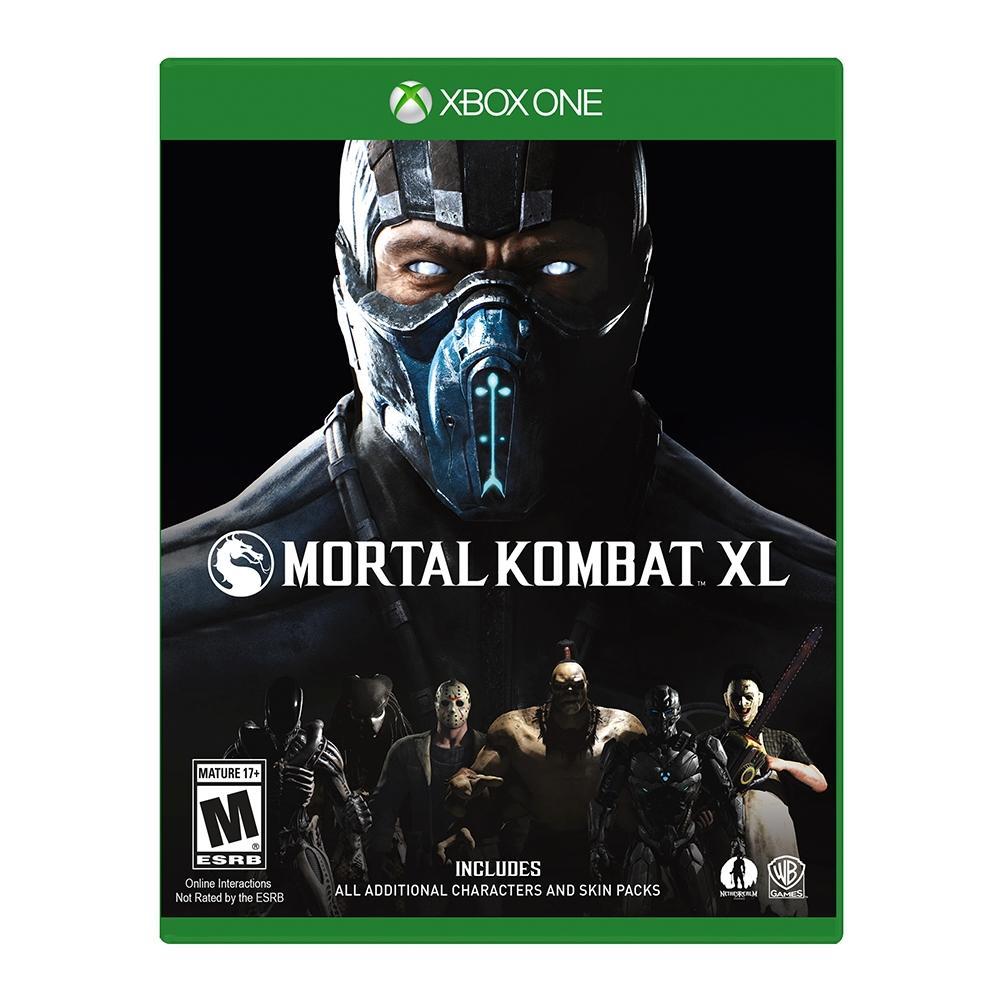 Walmart.com: Mortal Kombat XL Xbox One