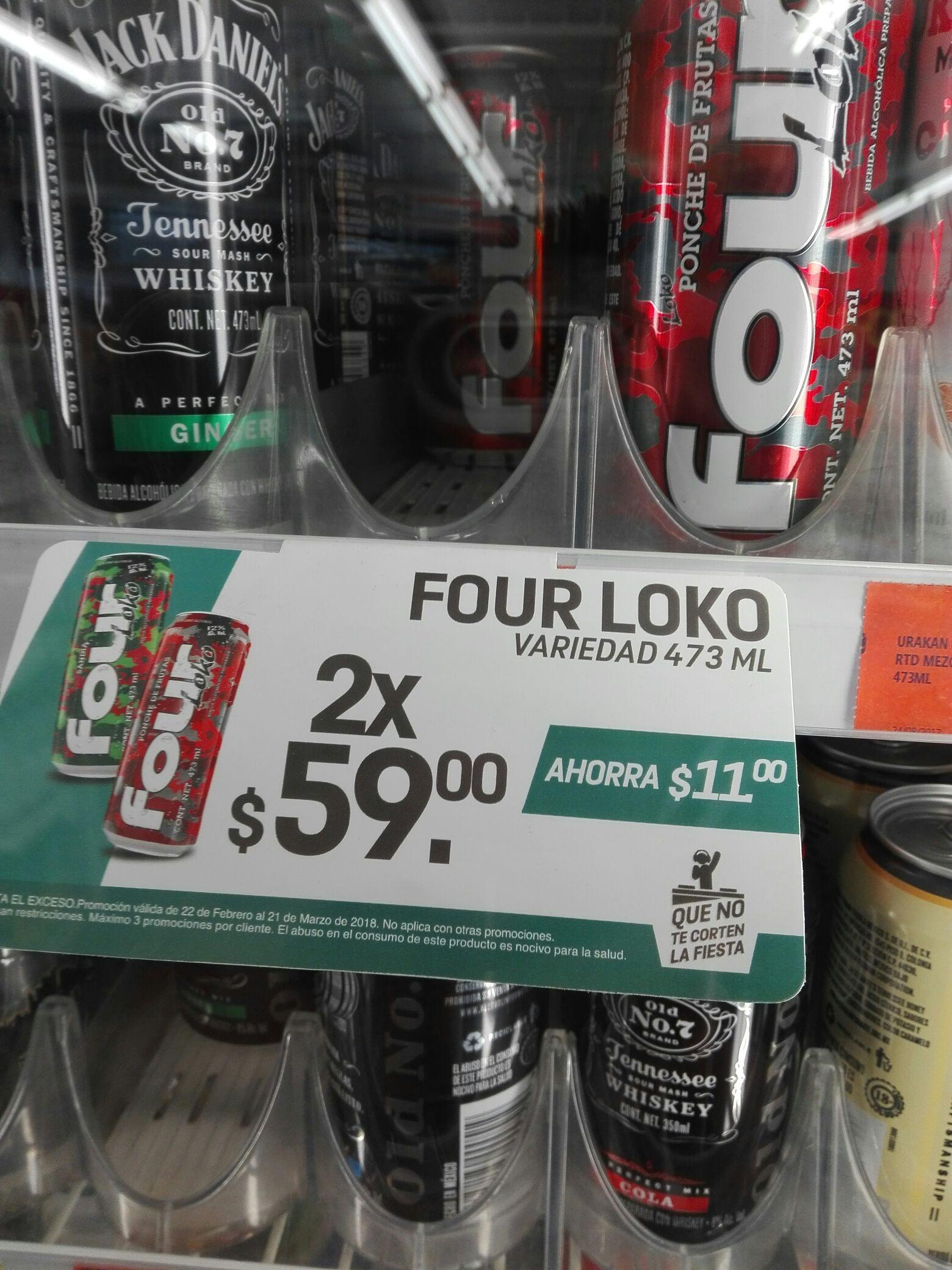 7 Eleven: Four Loko 2x$59
