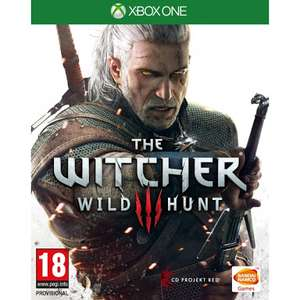 Preventa Xbox One The Witcher 3 a $710