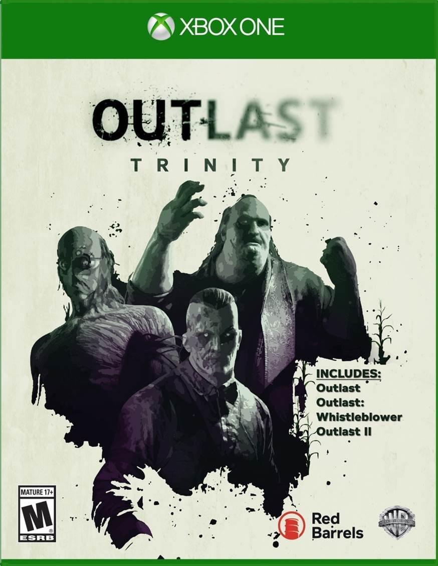 Amazon: Outlast Trinity para Xbox One a $299