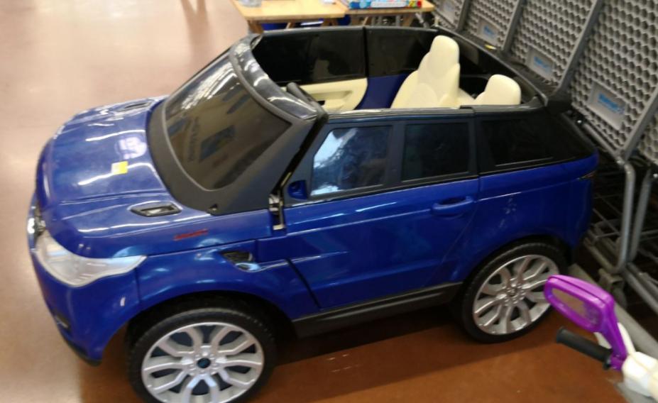 Walmart Cd del Carmen: Montable Range Rover última liquidación