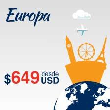 Promoción especial Aeromexico: USA desde US$199, Europa $650, Asia $899