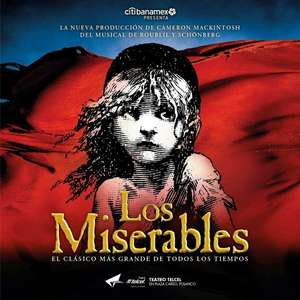 Boletos de Los Miserables en $350, TeatroTelcel