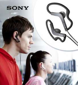 Linio: Audífonos ActivoS Sony MDR-AS200/BLK Reacondicionado a $89