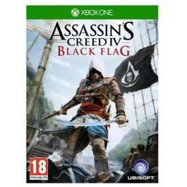 cdkeys.com: Assassin's Creed IV Black Flag Xbox One $4 dólares, Unity $13 (digitales)