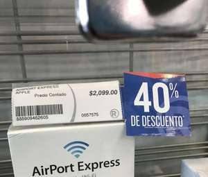 Radio Shack MTY: Apple Airport Express
