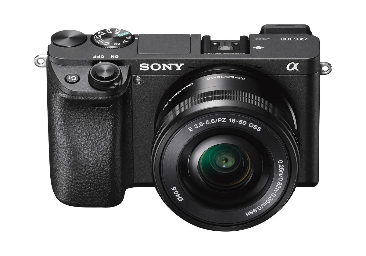 Best Buy: Sony Cámara ILCE 6300 con lente 16-50 mm + Mochila de regalo