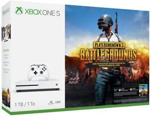 eBay: Consola Xbox One S 1TB + PlayerUnknown's Battlegrounds
