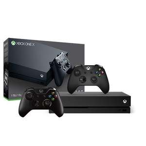 eBay: Consola Xbox One X 1TB + Control Extra