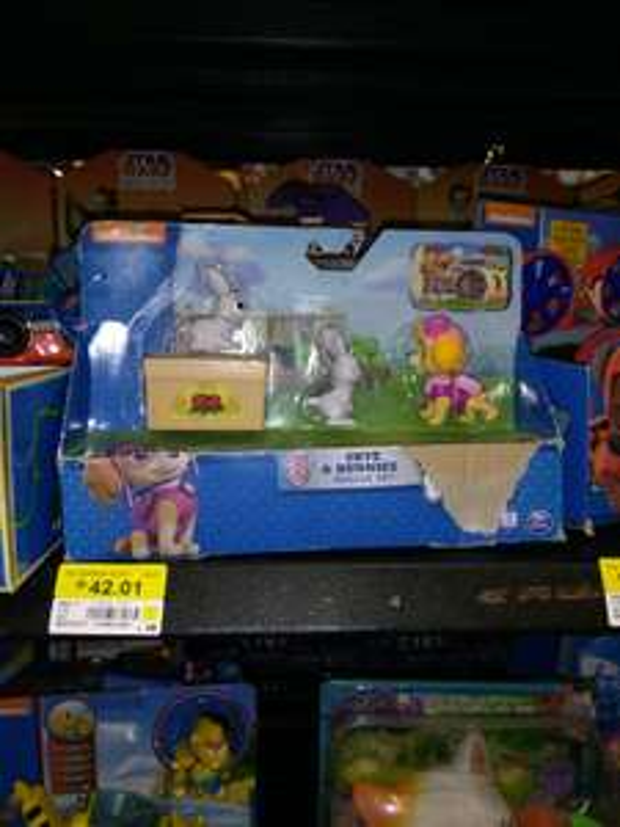 Walmart: juguetes paw patrol, Star wars,cafetera y más