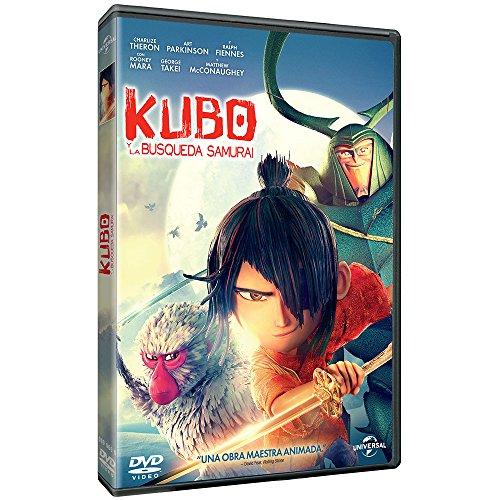 Amazon: DVD Kubo y la busqueda samurai