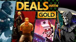 XBOX WEEK: Deals With Gold 13-Marzo A 19 Marzo