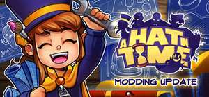 Steam: A Hat in Time