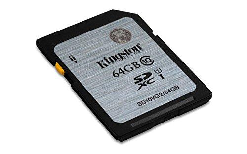 Amazon: Memoria SD 64GB Kingston Technology