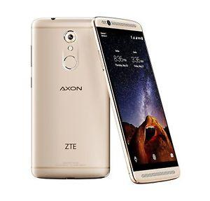 """ebay:  ZTE Axon 7 Mini (32 GB, 3 GB de RAM) 5.2"""" 4G LTE GSM Desbloqueado (vendedor con poca calificación)"""