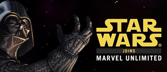 Un mes gratis de Marvel Unlimited con cupón STARWARS