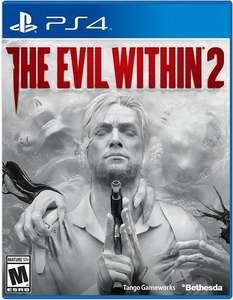 Amazon: The Evil Within 2 - PlayStation 4 aplica Prime