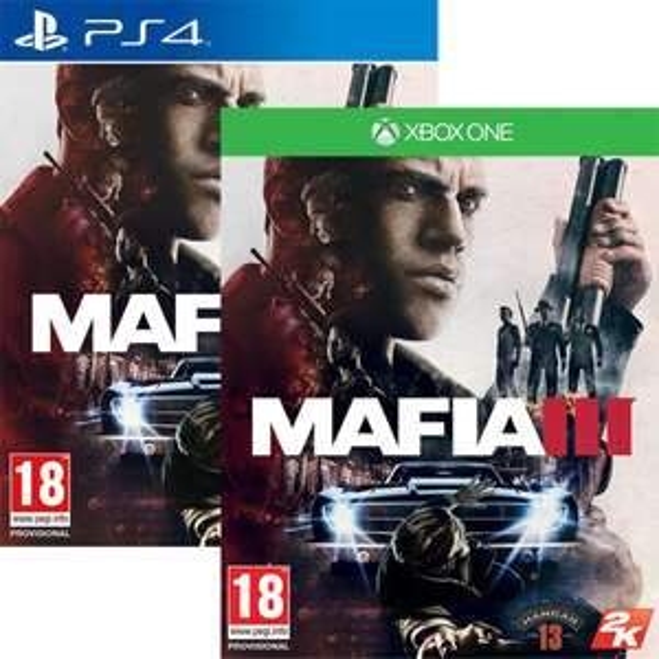 Sanborns: Mafia 3 XBOX ONE | PS4