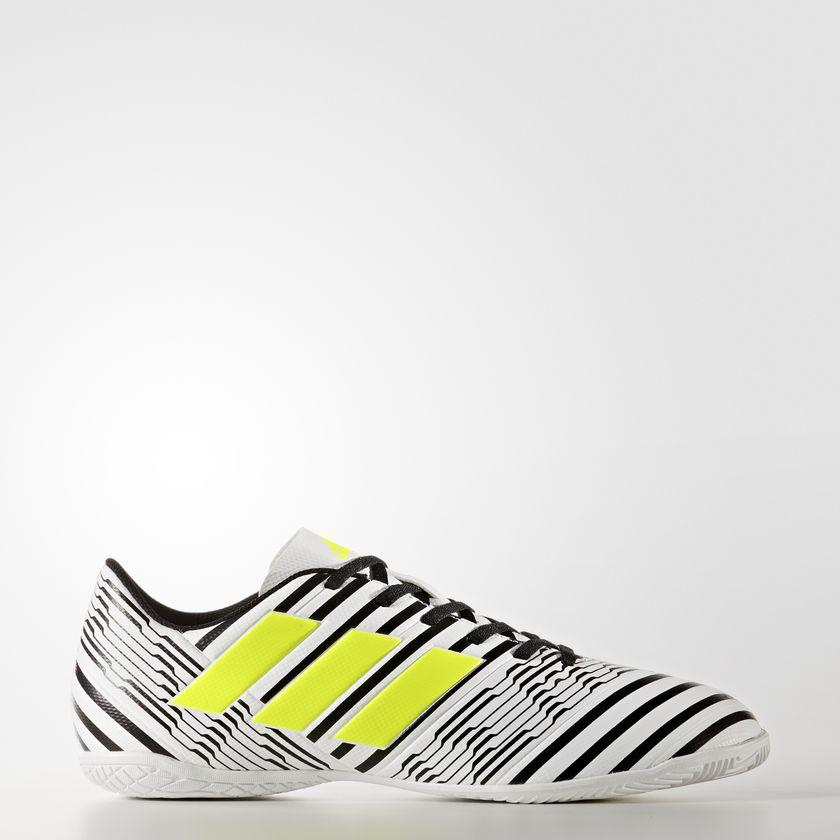 Adidas, tenis NEMEZIZ 17.4 INDOOR de 1,300tallas 9,10 y 11