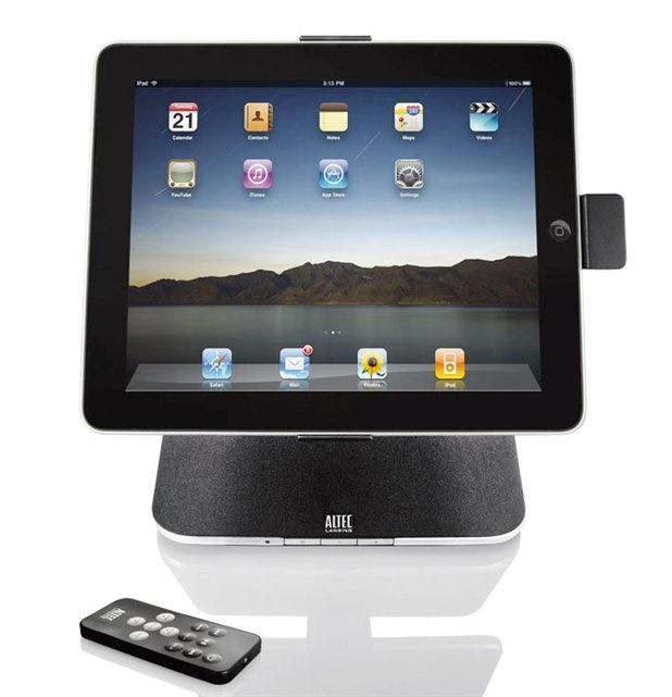 Linio: Base para iPad Altec Lansing $390 y envío gratis
