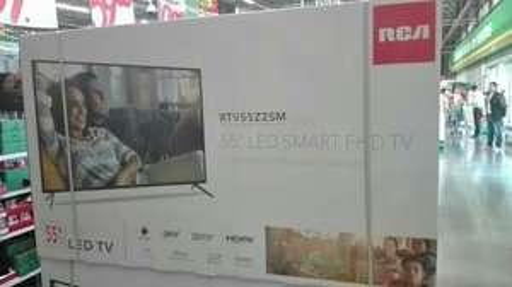 "Bodega Aurrera: Smart TV RCA 55"" Full HD"