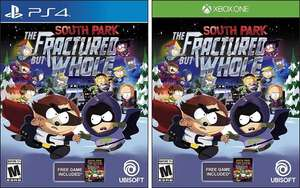 Amazon: South Park The Fractured But Whole para PS4 / Xbox One