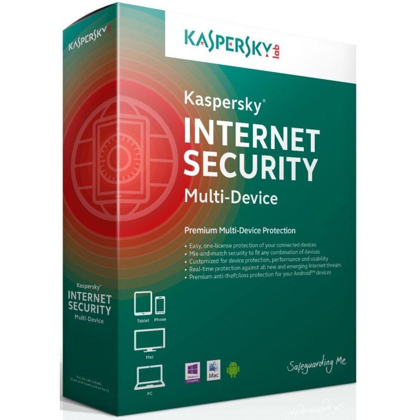 Linio: Antivirus Kaspersky Internet Security 2015 Multidispositivos 1 Usuario 1 Año