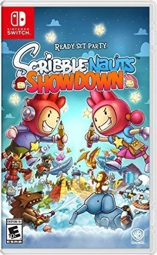 Amazon: Scribblenauts Showdown para Nintendo Switch / PS4 / Xbox One
