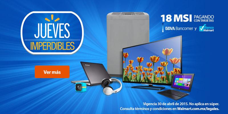 Walmart: Envío gratis sin mínimo de compra (30 de abril)
