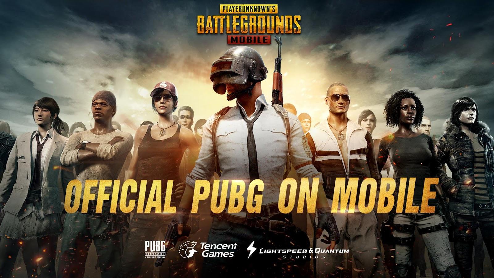 Play Store y App Store: PUBG Mobile ya disponible