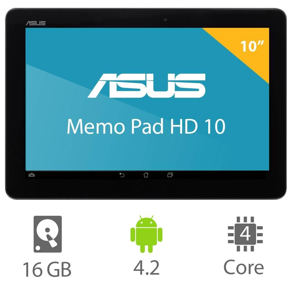"""Walmart: Tablet Asus Memo Pad HD 10"""" a $2,499 con Envío Gratis"""