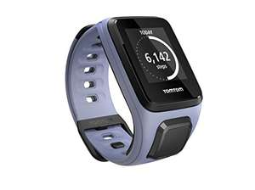 Amazon: Tom Tom Spark Reloj GPS Música, chico, lila