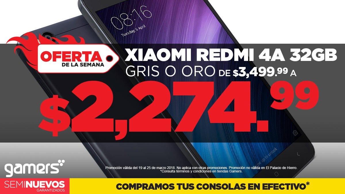 Gamers: Xiaomi redmi 4a