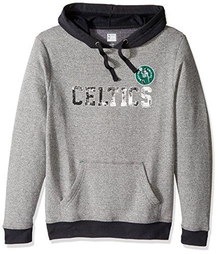 Amazon: Sudadera NBA Celtics de Boston talla G