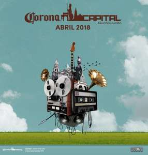 Ticketmaster: Corona Capital GDL General y Citibanamex Plus al 3x2