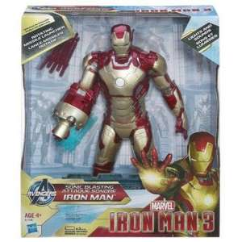 Linio: Iron Man Sonic Blasting