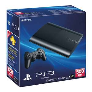 Walmart: PlayStation 3 500 GB a $3,499